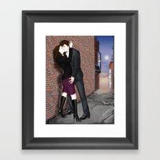 gallery getaway Framed Art Print