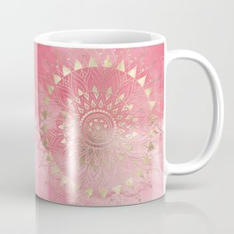 Modern  gold mandala Coffee Mug