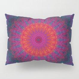 Lacy Mandala Pillow Sham