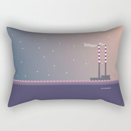 Poolbeg Dublin Rectangular Pillow