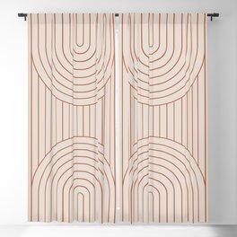 Arch Symmetry XIII Blackout Curtain