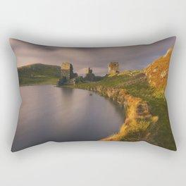 Fortified Towers Rectangular Pillow