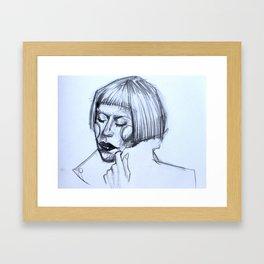Ra Ra Ah Ah Ah Ro Ma Ro Ma Ma Framed Art Print