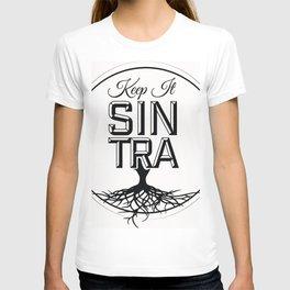 Sintra Sticker T-shirt