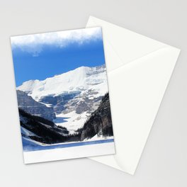 Lake Louise in Banff National Park Stationery Cards