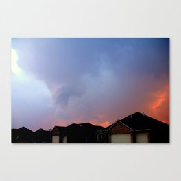 Airliner 58 Canvas Print