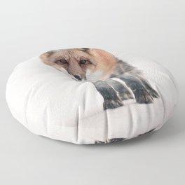 hondo kitsune Floor Pillow