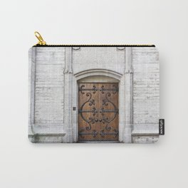 Cathedral Side Door Carry-All Pouch