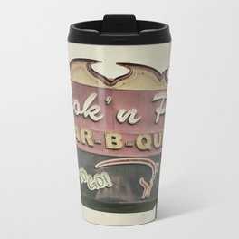 Piggy Metal Travel Mug
