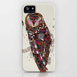 HATKEE Collaboration by Kyle Naylor and Kris Tate iPhone Case