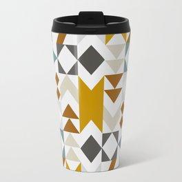 Mid West Geometric 06 Travel Mug