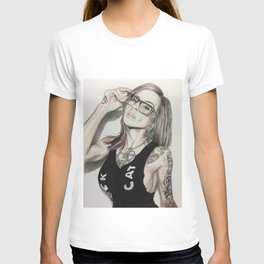 Inkd Girlz series (Madzilla) T-shirt