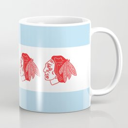 Hawks Flag Coffee Mug