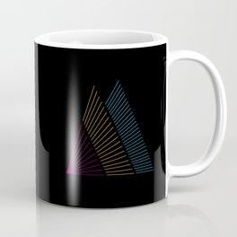 """M"" Drop Cap Coffee Mug"