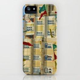 Festa de Lisboa iPhone Case