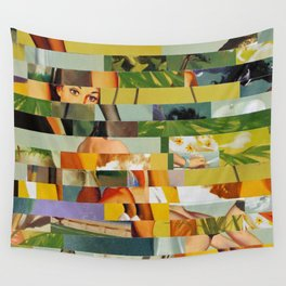 Don't Entirely Trust the Gardener (Provenance Series) Wall Tapestry