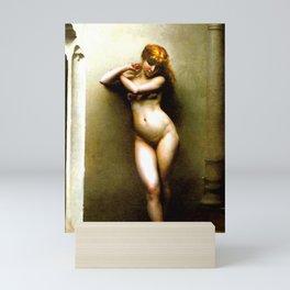 """Luis Ricardo Falero """"La favorite"""" Mini Art Print"""