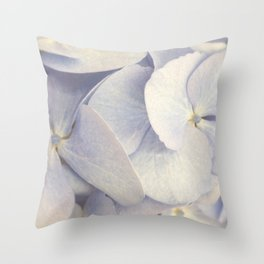 Periwinkle Dreaminess Throw Pillow