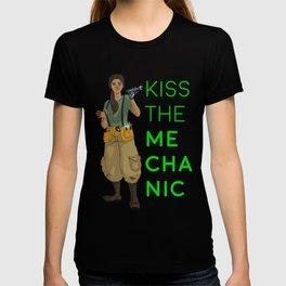 Kiss the Mechanic T-shirt