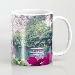 Matka Canyon, Macedonia Coffee Mug