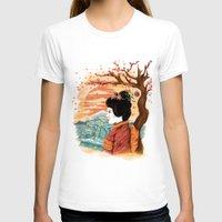 geisha T-shirts featuring geisha by itssummer85