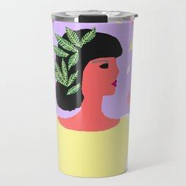 MINI ART Athenian lady in Panathinea Travel Mug