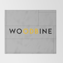 WUTANG x TTC | WU'DBINE ODB Throw Blanket