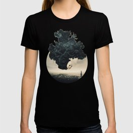 The Selfie Dark Surrealism T-shirt