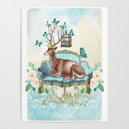 Deer me Poster