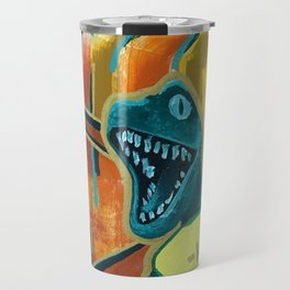 You Shred Raptors? Travel Mug