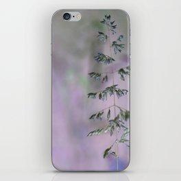 Grass invers iPhone Skin