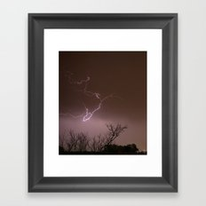 Amplified Framed Art Print
