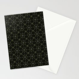 fleur-de-lis Stationery Cards
