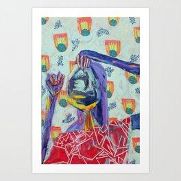 Compose Art Print