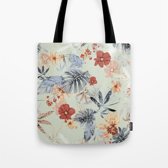 Tropical Daylight Tote Bag