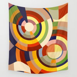 Colour Revolution SEVEN Wall Tapestry