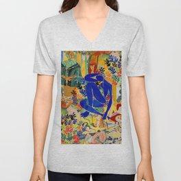 Matisse el Henri Unisex V-Neck