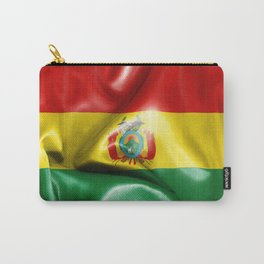 Bolivia Flag Carry-All Pouch