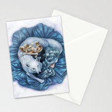 Queen of the North Stationery Cards