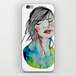 Kindness is an inner desire iPhone Skin