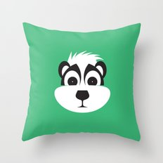 Drunk as a Skunk Throw Pillow