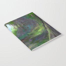 Elven Forest Notebook