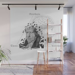 The Legacy of Hegel Wall Mural