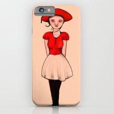 French Girl II iPhone 6s Slim Case