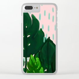 - Thinking about you - Clear iPhone Case
