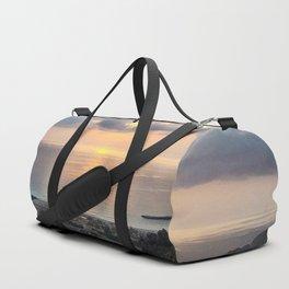 Zighy Bay Musandam Oman Duffle Bag