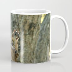 Brown Squirrel Mug