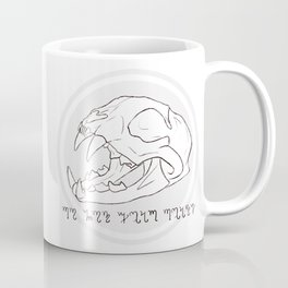 Do Not Fear Death Coffee Mug