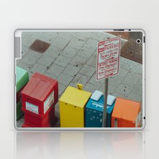 Bright City Laptop & iPad Skin