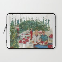 Tomato Growers,Australia             by Kay Lipton Laptop Sleeve